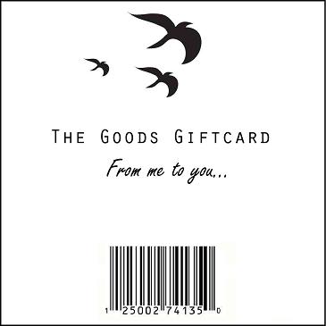 Giftcard-TheGoods