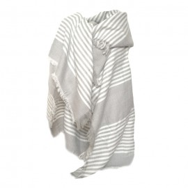 The Goods Soft-Poncho scarf