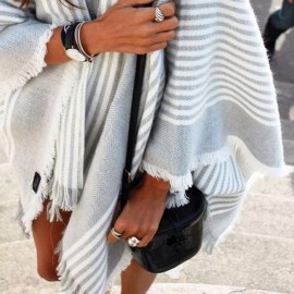 The Goods Soft-poncho-scarf