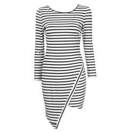 The Goods Stripe-dress