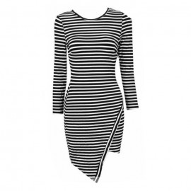 The Goods stripe-dress-