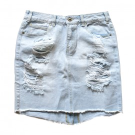 The Goods Jeans-Skirt