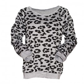 The Goods Leopard-sweat-