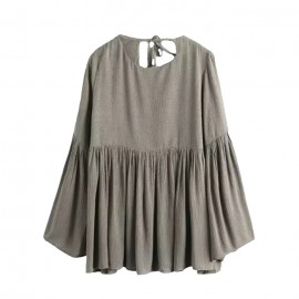 The Goods Flared-blouse