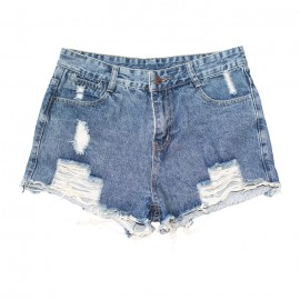 Ripped-Jeans-short
