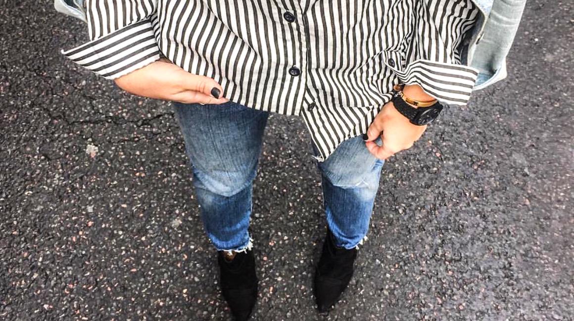 Slider-blouse-stripe