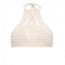 Crochet-top-ivory