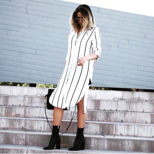 The Goods Long Blouse
